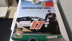 Castrol s Best Ever DJ Kennington 2010 Poster