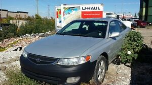 2000 Toyota Solara Coupe (2 door) Must go!! quick sale $1600