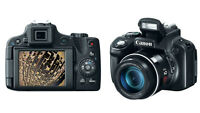 Canon SX-50HS Hybrid Crossover Camera 50X Optical