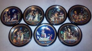 Bradford Exchange Egyptian Collector Plates