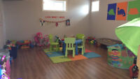 Home daycare located in Dundonald
