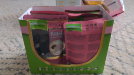 Kitten food - nature's menu