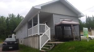 Maison Modulaire avec sous-sol