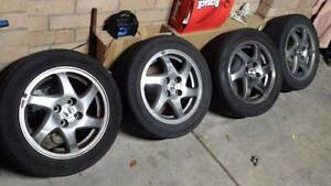 DC2 integra blades with tyres Bulleen Manningham Area Preview