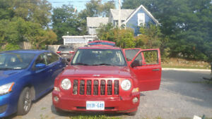 2007 Jeep Patriot Sport SUV, Crossover LESS THAN 100000KM