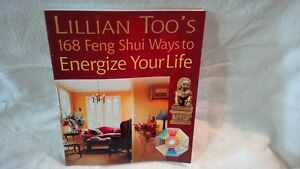 Lillian Too's 168 Feng Shui ways to Energize Your lIfe Kitchener / Waterloo Kitchener Area image 1