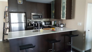 4 1/2 - Fully Furnished 2 Bedroom Condo