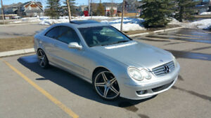 2002 Mercedes-Benz CLK-Class 320 Coupe - BRAND NEW TIRES!