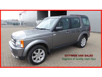2009 Land Rover Discovery 3 2.7TD V6 GS 7 Seater 6 Speed Manual