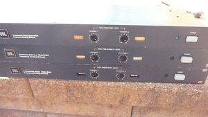 jbl electronic crossover