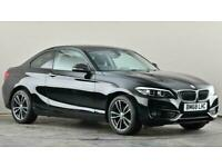 2019 BMW 2 Series 218i Sport 2dr [Nav] Coupe petrol Manual