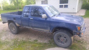 1989 Toyota Tacoma need gone by July