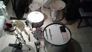 Kit drum gris