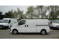 2013 VAUXHALL VIVARO 2.0 CDTI [115PS] LWB Sportive Van