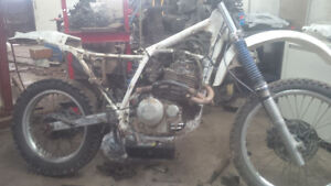 parting out 1986 xl 350 or will sell whole