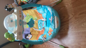 Fisher Price infant bouncy chair