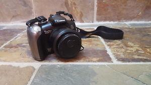 Canon SX20IS 12mp en excellent état