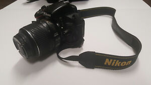 NIKON D5100 DSLR - MINT CONDITION!