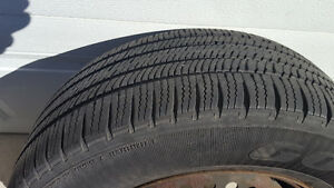 Tires and rims for sale Peterborough Peterborough Area image 3