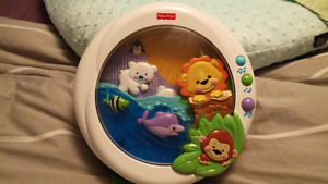 Fisher Price Precious Planet Crib Soother