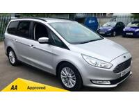 2015 Ford Galaxy 2.0 TDCi 150 Zetec 5dr Powersh Automatic Diesel Estate