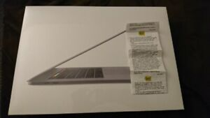 Macbook pro 2018 (BRAND NEW + proof of purchase)