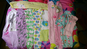 Carters 18-24 month pj's