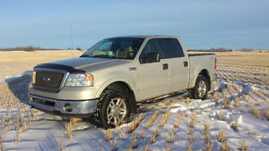 2006 Ford F-150 SuperCrew 4x4 Lariat Pickup