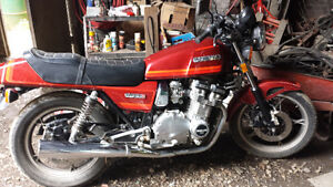 1982 Suzuki GS 750E LOW KM
