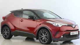 image for 2018 Toyota C-HR 1.8 Hybrid Red Edition 5dr CVT Auto Hatchback Petrol/Ele Automa