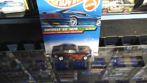 Hot Wheels treasure hunt Chevelle SS 1970