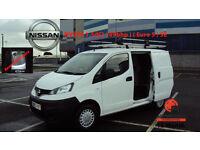 2013 NISSAN NV200 1.5dCi 89bhp WHITE DIESEL VAN Euro 5 SE