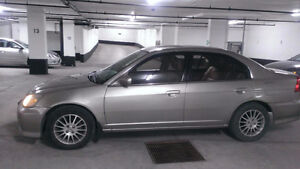 2004 Acura EL Sedan