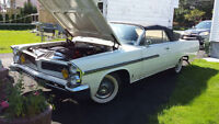 Hot Wheels !!! White 1963 Convertible For Sale