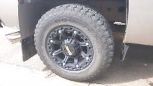 Tire and Wheel package.