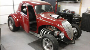 ALL STEEL 1938 FIAT TOOLING HOT ROD