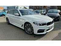 2018 BMW 5 Series 2.0D 190PS 520D XDRIVE M SPORT TOURING Automatic Estate Diesel
