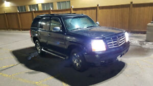 2003 Escalade AWD Part Out or Buy Whole