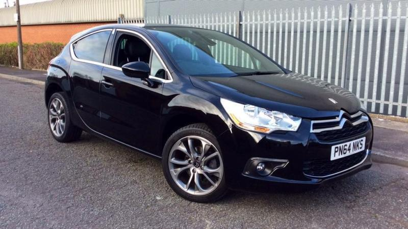 2014 Citroen DS4 1.6 e-HDi 115 Airdream DStyle Automatic Diesel Hatchback