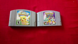 Hey you pikachu puzzle league n64