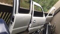 4 doors for gmc chev chevy Chevrolet ext cab 99-06