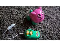 Remote control cat children's toy
