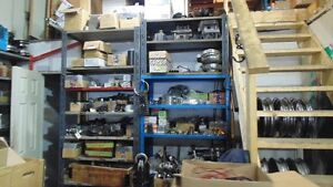 HUGE SELECTION OF USED PARTS FOR HARLEY AND ENGLISH MOTORCYCLES London Ontario image 6