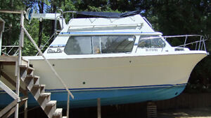 28ft long cabin, Bow Thruster    Reduced to 19,500 from $25,200