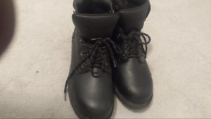 Safety BOOTS CAS Steel Toe/Plate Size 12