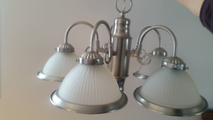5 Bulb Hanging Light Fixture