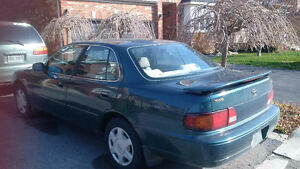 1996 Toyota Camry LE V6 Other
