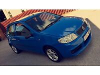 Fiat punto 1.2 active sport 62k milleage FSH lady owner bargain cheap car
