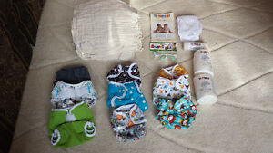 Almost Brand New Cloth Diaper Package