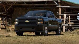 2014 Chevrolet Silverado 1500 WT   - $244.94 B/W - Low Mileage